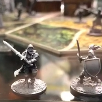 joan of arc minis