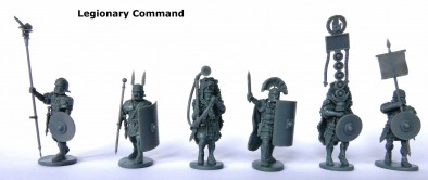 Early Imperial Roman Legionary Command