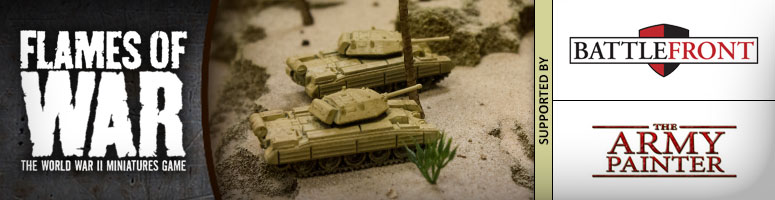 Flames Of War 4th Edition Boot Camp: Day Three