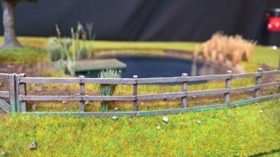Fishing Pond by soapdodger