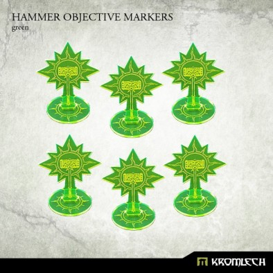 Hammer Objective Markers