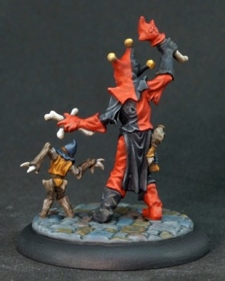 Hecklemeyer The Undead Jester & Marionette Styx #2