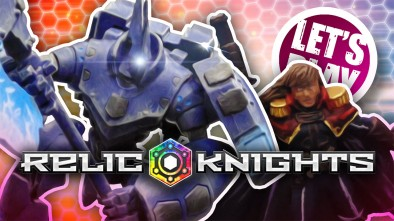 Let's Play: Relic Knights w/ Rory's Story Cubes