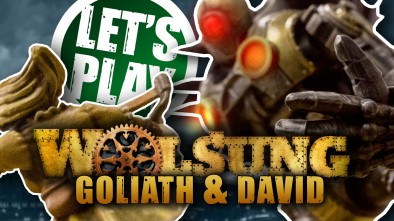 Let's Play: Wolsung - Goliath & David