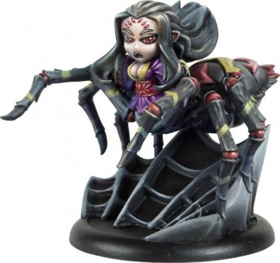 ND jorogumo painted