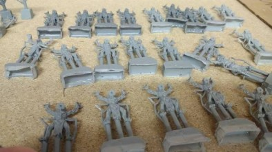 Resin Casts