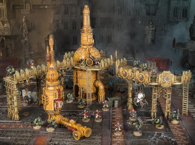 Shadow War Terrain