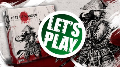 Let's Play: Test Of Honour