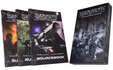 Warpath Book Bundle