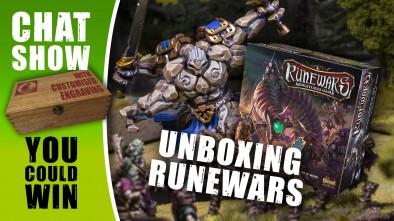 Weekender: Infinity Secrets To Be Revealed & Massive RuneWars Unboxing
