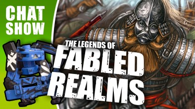 Weekender: 4Ground's New Fantasy Game & Steampunky Age Of Sigmar Dwarfs