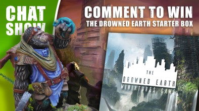Weekender: Dive Into Drowned Earth & Samurai Slicing In Test Of Honour