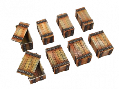 Wooden Crates #10