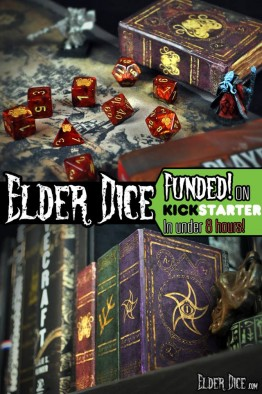 elder dice funded