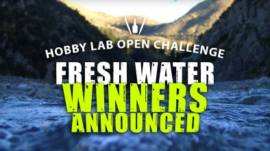 Fresh Water Terrain Challenge Winners!