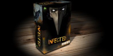 infected box