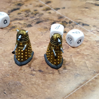 Warlord Games' Doctor Who: Extermination