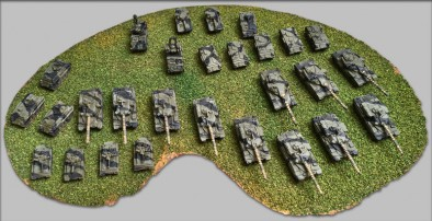 6mm Cold War British by rastamann