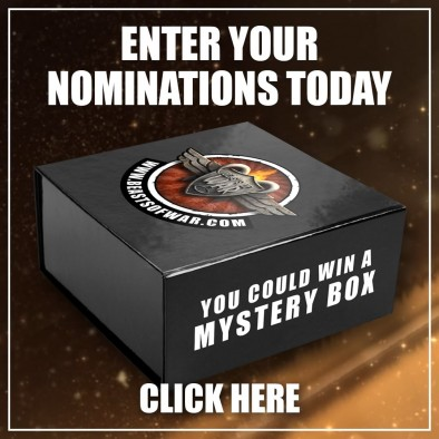 Beasts Of War 3rd Annual Gaming Awards Nominations Button