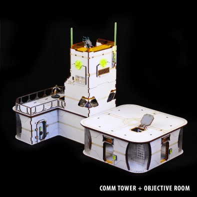 Comm Tower & Objective Room (Alt)