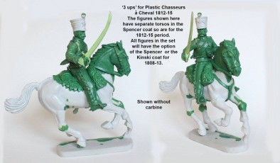 French Napoleonic Chasseurs a Cheval 1808-13 (Alternative)