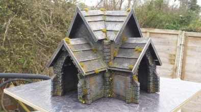 Frostgrave Terrain #1 by richbuilds