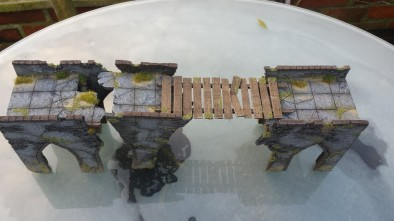 Frostgrave Terrain #2 by richbuilds