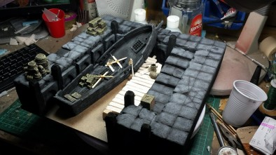 Frostgrave Terrain #4 by richbuilds