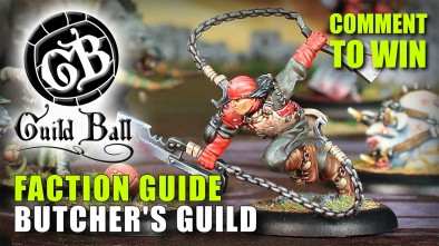 Guild Ball Week: Faction Guide - Butcher's Guild