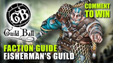 Guild Ball Week: Faction Guide - Fisherman's Guild