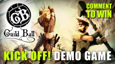 Guild Ball Week: Kick Off! Demo Game