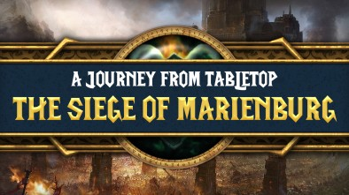 Total War: Warhammer - The Seige of Marienburg