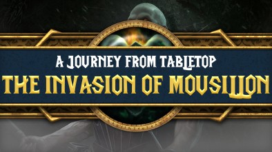 Total War: Warhammer - The Invasion Of Mousillon