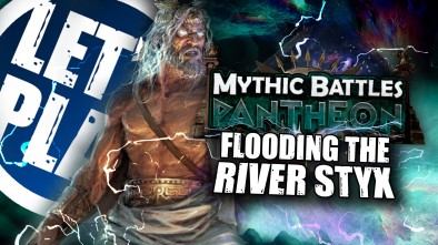 Let's Play: Mythic Battles Pantheon - Flooding The River Styx