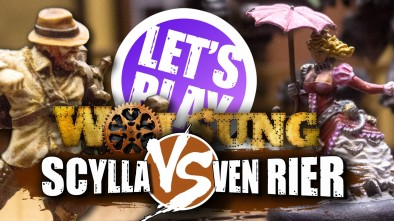 Let's Play: Wolsung - Street Cleaning Scylla Vs Ven Rier