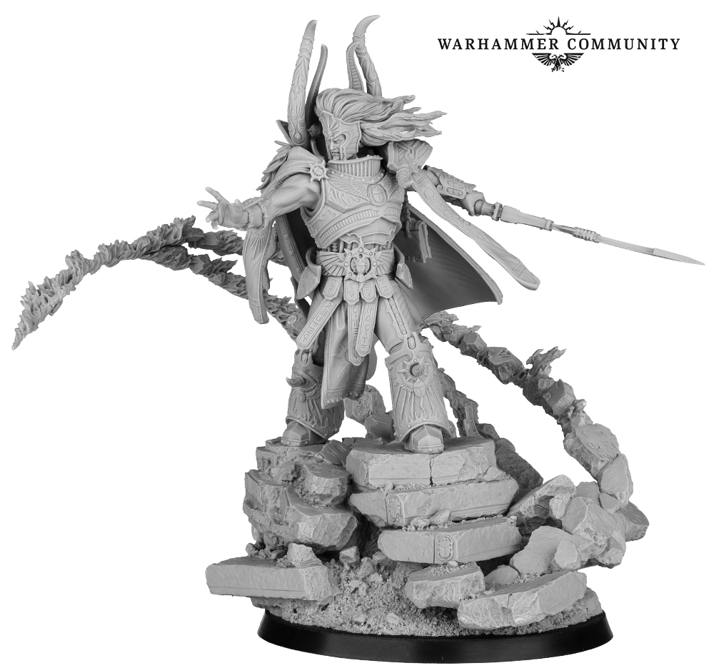 Forge World's Magnus The Red Coming Soon For The Horus