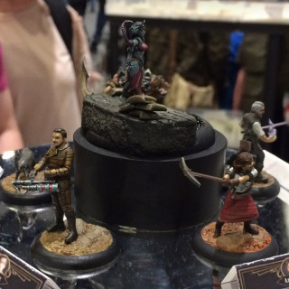 Talking Mythos With Paranoid Miniatures