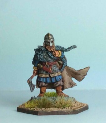 Phil Ohq Painting Viking Warlord