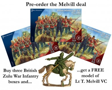 Plastic Zulu War British (Deal)