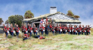 Plastic Zulu War British (Main)