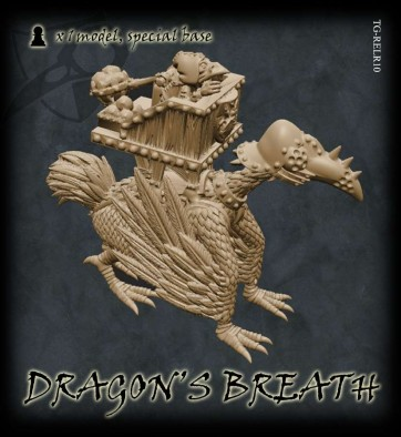 Ridend Dragon's Breath