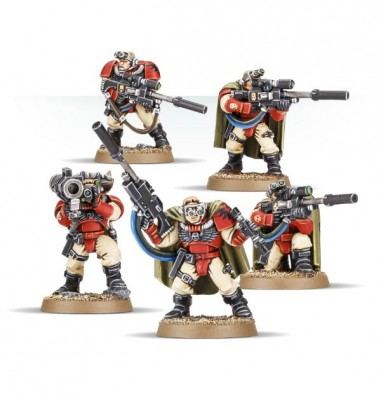 Shadow War Scouts