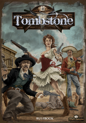 Tombstone Rulebook Cover