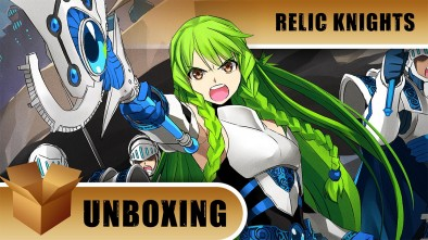 Relic Knights Unboxing: Austrican The Ogre & Isabeau Durand