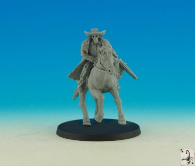 Undead Leader (Mounted)