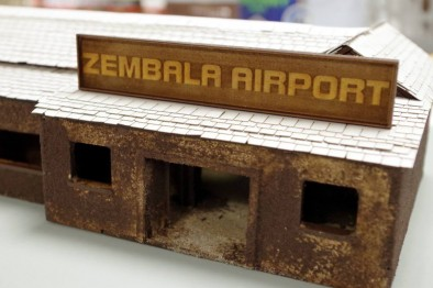 African Airport #1