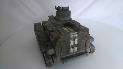 Armoured Personnel Carrier #2 by bluesun2517