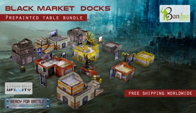 Black Market Docks