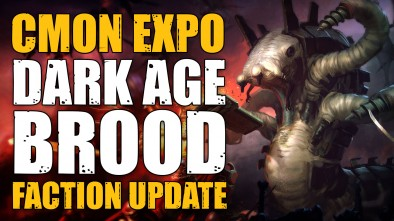 CMON Expo & Dark Age Brood Updates In 2017