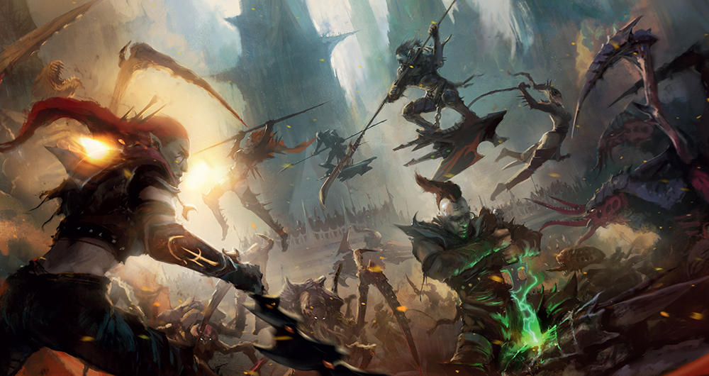 Learn About Charging & Fighting In Warhammer 40,000 8th